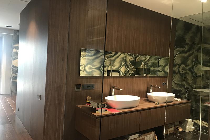 Элитная мебель для ванной комнаты