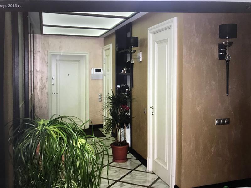 Дизайн проект для квартиры в Москве
