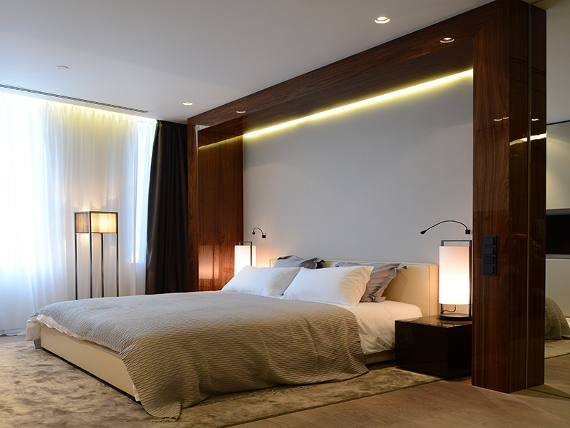 Роскошная спальня премиум класса
