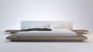 Какого размера выбрать двуспальную кровать?