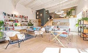 Стиль лофт: мебель с индустриальным характером