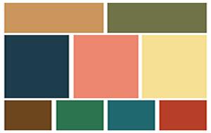 Цвет в интерьере: на что влияет и как его использовать в разных помещениях