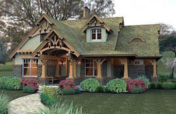 загородный дом идеи