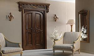 Почему стоит заказать деревянную дверь