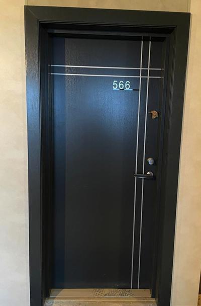 звукоизоляционная дверь