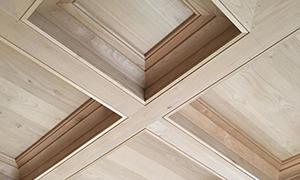 Кессонные потолки и их преимущества